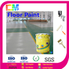 CM Oil Based Dustproof Chemical Resistant Epoxy Resin Warehouse Floor Paint With Low Cost