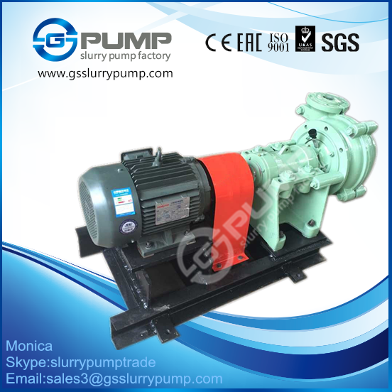 Tailings Delivery Heavy Duty centrifugal Slurry Pump factory direct sale