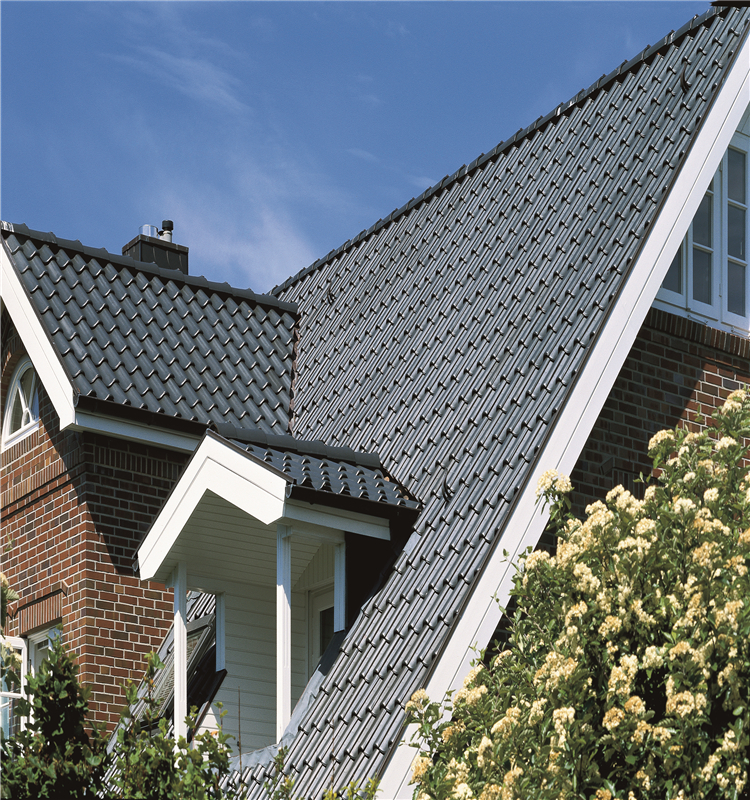 Sun sheds royal style insulation spanish roof tile