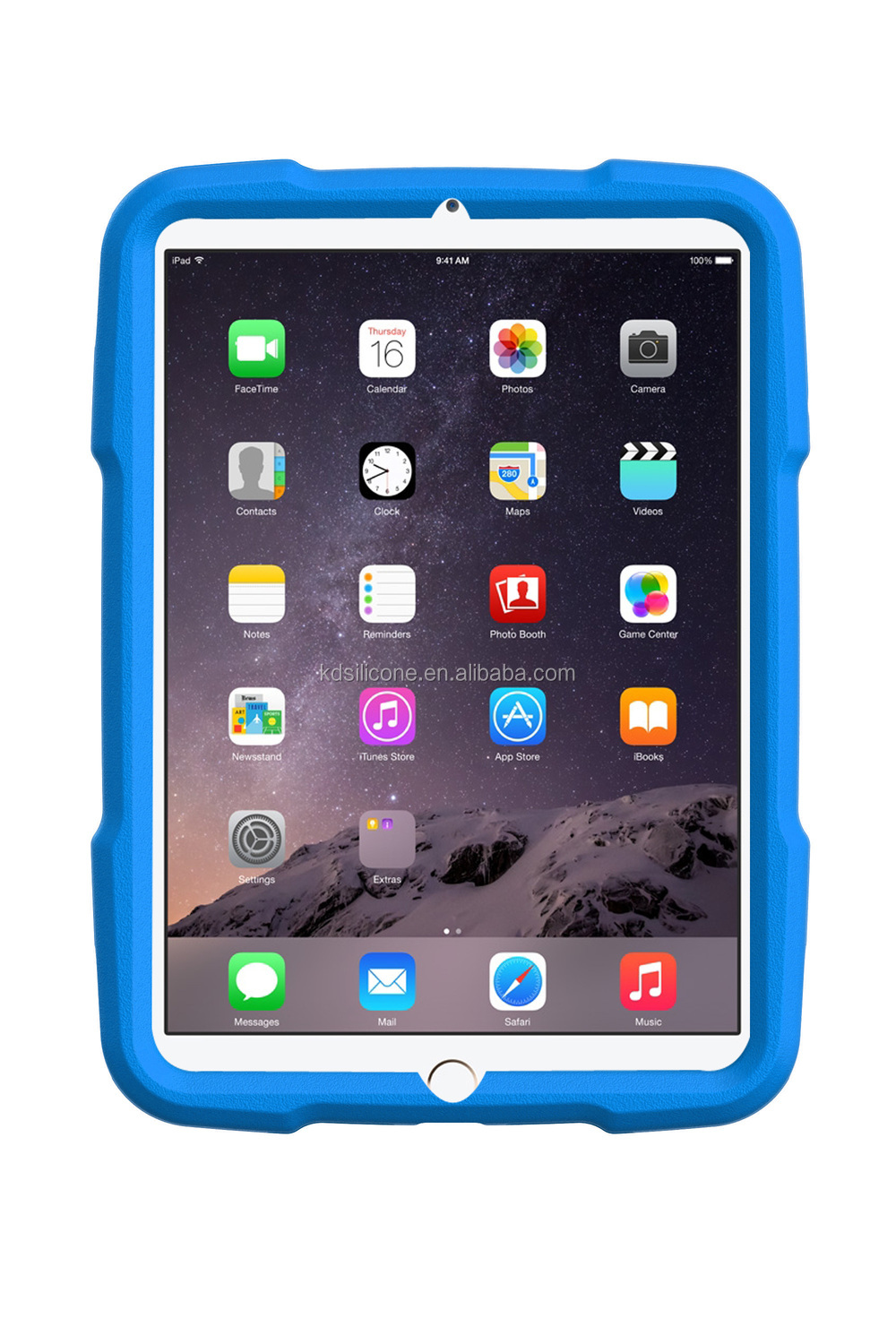 Silicone Protective Bumper For 10 1 Quot Tablet Kid Proof