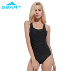 New arrival fashion design high quality one piece womens swimsuit lycra quick dry swimwear and beachwear