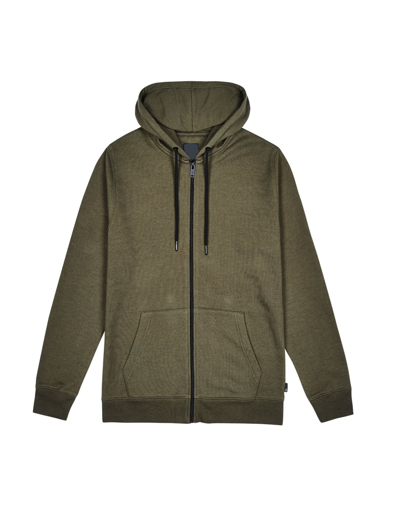 Custom Guangzhou factory Zip-Through High Quality Autumn Cotton Sweater Hoodie  For Male