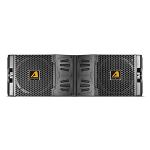 Three-Way High Directivity Line Array Element active speaker Actpro audio stage professional audio
