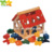 CE approved educational abacus kids montessori amusement park toys