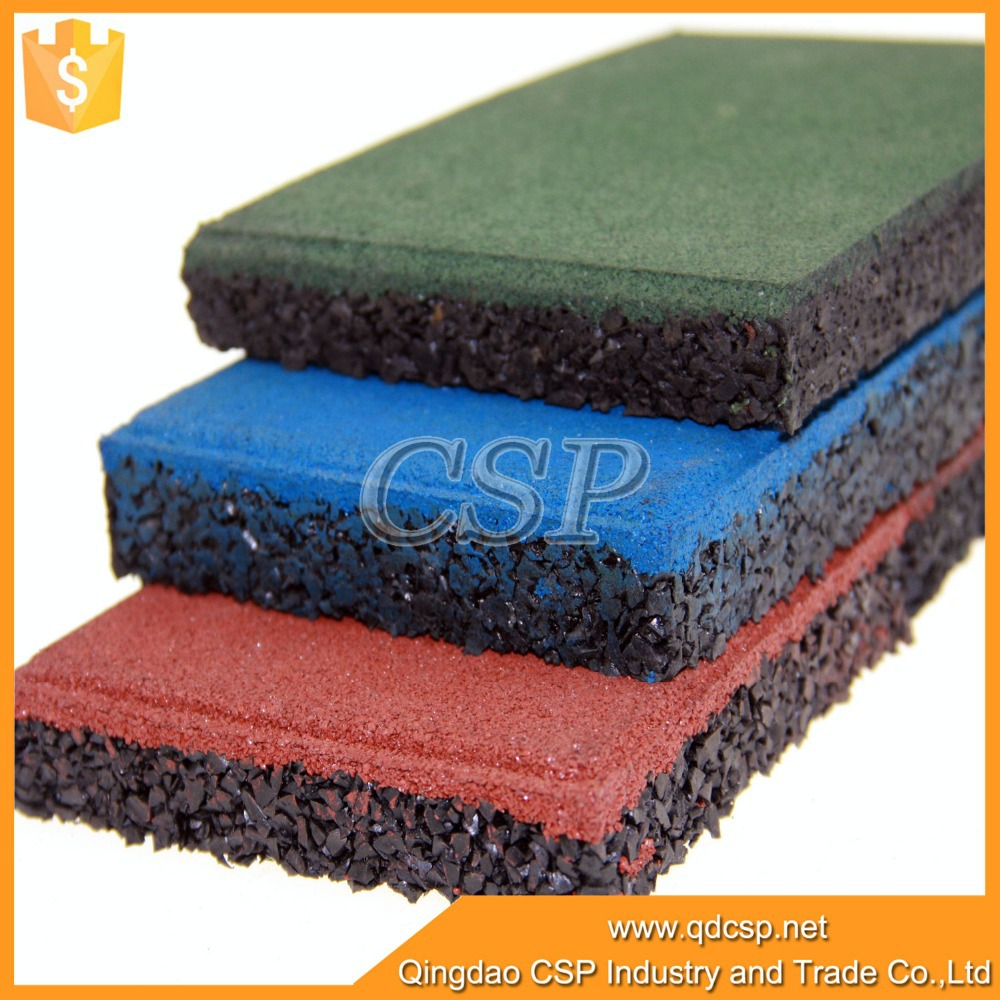 3mm 12mm Thick Anti Slip Crossfit Rubber Floor Mat In Roll