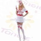 High quality ladies fancy dress costume Japanese sexy nurse costumes
