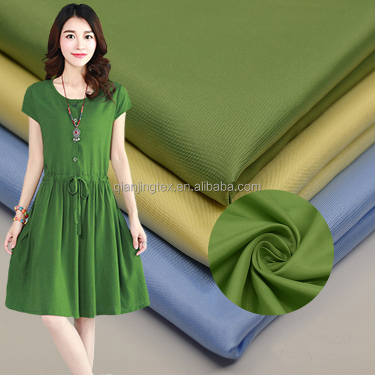 Good quality twill woven 230T polyester lining <strong>material</strong> for dresses