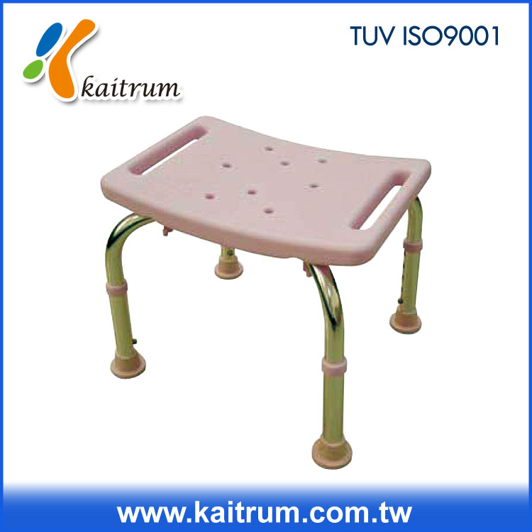 Kaitrum High Quality shower height adjustable bench