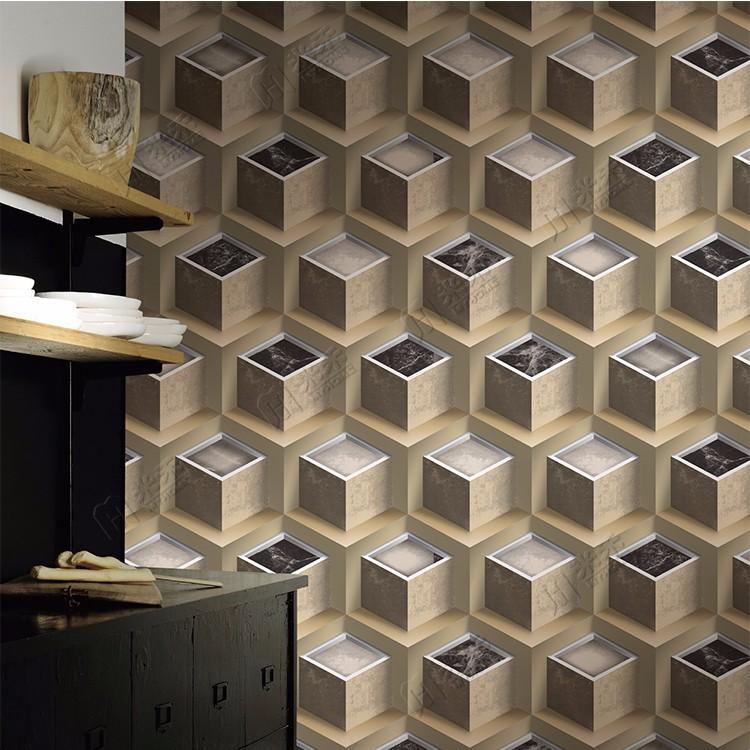 2016 neue 3d design pvc wasserdicht dekorative küche tapete ...