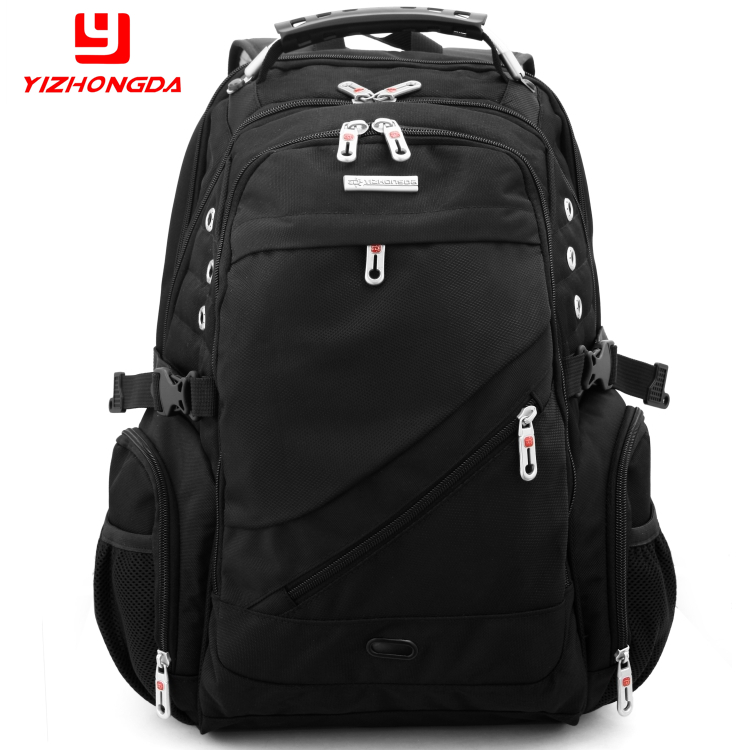 Waterproof Swiss gear Professional Bag Laptop Backpacks Outdoor Daypack Bag For Travel Business School