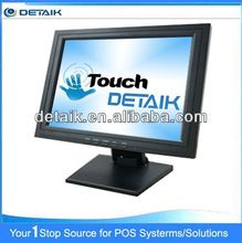 DTK-1508R Resistive USB Input TFT LED 15 Inch Touchscreen Monitor