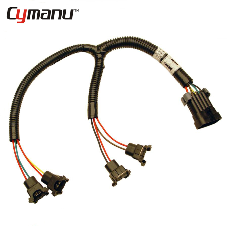 Electronic Wiring System Suppliers And Motorcycle Headlight Wire Harness Yueqing Holen Electronics Co Ltd Manufacturers At