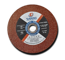 "Best price 4 ""inch high quality abrasive cutting wheel/disc for metal"