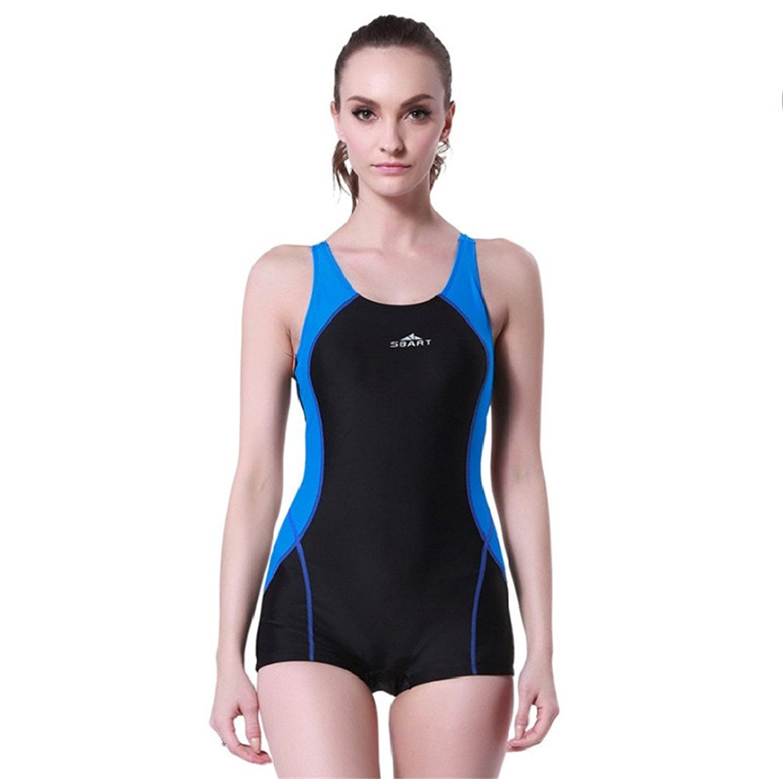7113c6c0f552b Get Quotations · Women's One-piece Super Pro Swimsuit racing training  swimsuit hot swimsuit