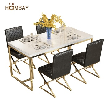 Dining Table Glass Top Extendable
