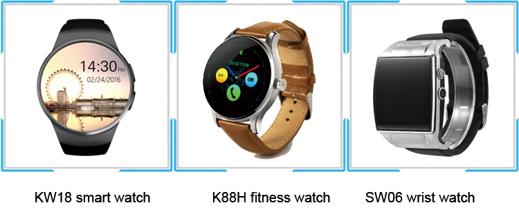 2019 New BT Smartwatches U8 Touch Screen 대 한 IOS 와 콜 경고
