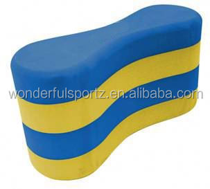 EVA buoy,'8' swim Exercise board, High quality Swimming Pull Buoy EVA Foam Floats Board