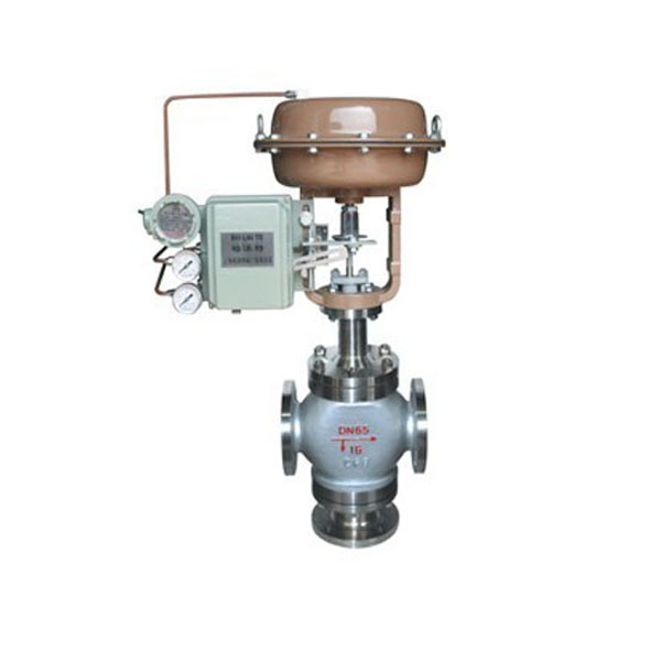 ZMAQ Pneumatic 3 way diaphragm control valve