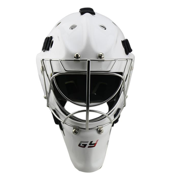 Ce Approval Goalie Hockey Mask Ice Hockey Goalie Helmet Cat Eye Cage Helmet  For Hockey Goalkeeper - Buy Hockey Goalie Mask,Ice Hockey Face