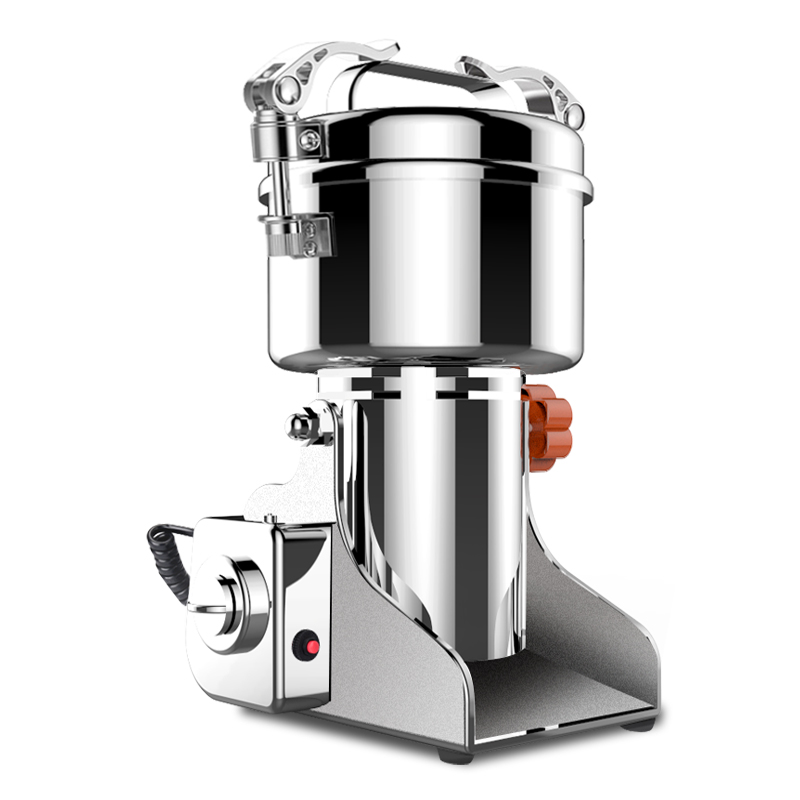 Italian style stainless steel electric Flour Mill