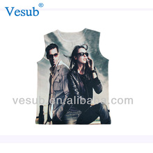 Custom Dye Sublimation T-shirt Printing