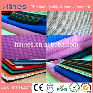 Corrugated digital printed colorful customized SBR Foam