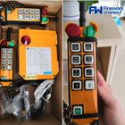 Remote Control Industrial Wireless Remote Control Sales High Grade Industrial Crane Hoist Wireless Remote Control