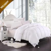 Factory wholesale hotel queen size down duvet duck comforter goose quilt