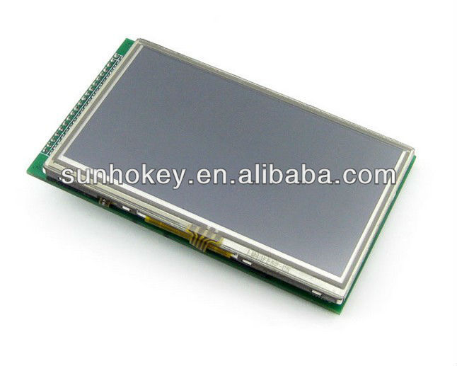 4.3inch 480x272 Touch <strong>LCD</strong> (B) 4.3'' LCM TFT Display Touch Screen Graphic <strong>LCD</strong> Display Module