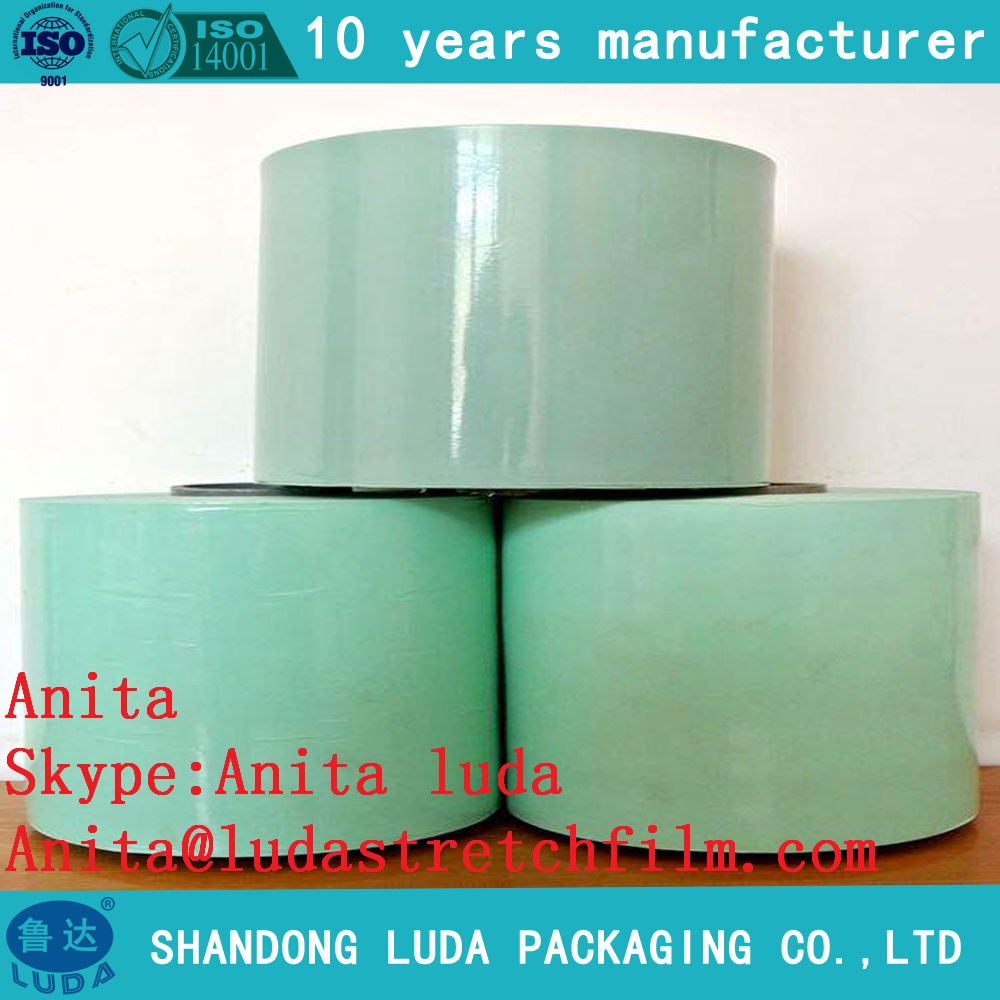 Luda provide High quality agricultures Bale Silage Wrap Film