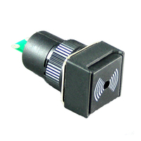 sound 12V square shape buzzer switch