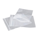 Wholesale Clear Resealable PE Zip Lock Bag For Clothes Packaging