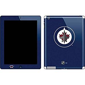NHL Winnipeg Jets New iPad Skin - Winnipeg Jets Logo Vinyl Decal Skin For Your New iPad