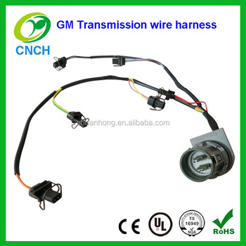Gm 4l80e Transmission Wire Harness High Quality Wiring - Buy 4l80e