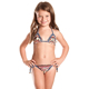 2018 Best quality children swimwear/Wholesale kids swimwear/Girl string bikini