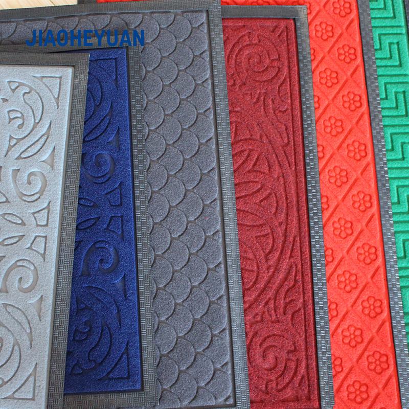 Sell all normal sizes square rubber mat