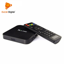 Excel Digitale TX3 Pro <span class=keywords><strong>Iptv</strong></span> <span class=keywords><strong>Tv</strong></span> <span class=keywords><strong>Box</strong></span> S905W 2.4G Wifi di Sostegno del Giocatore di KD OEM/ODM Android <span class=keywords><strong>tv</strong></span> <span class=keywords><strong>box</strong></span>
