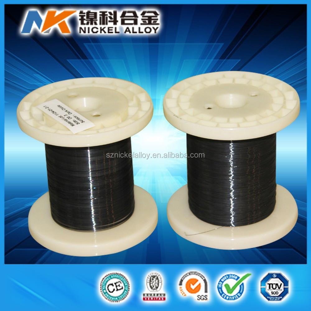 Superelastic Shape Memory Ni Ti Alloy Nitinol Se508 Wires - Buy ...