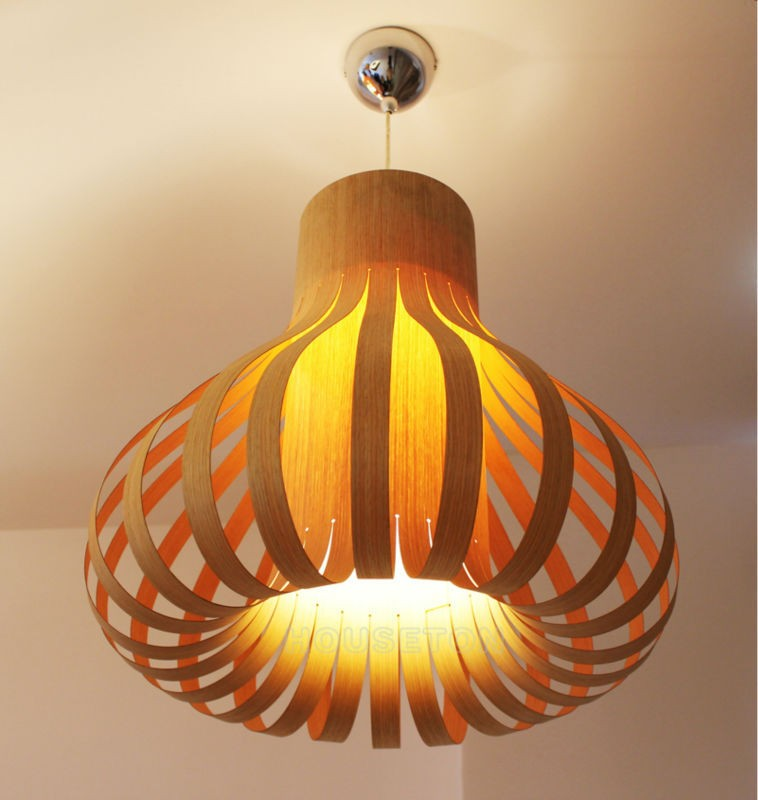 Wooden Modern Pendant Led Light For Home,Wooden Modern Pendant Led ...