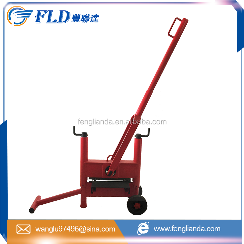 2017 Economic Hand Held Paving Concrete Block Splitter/red/Easily cut block