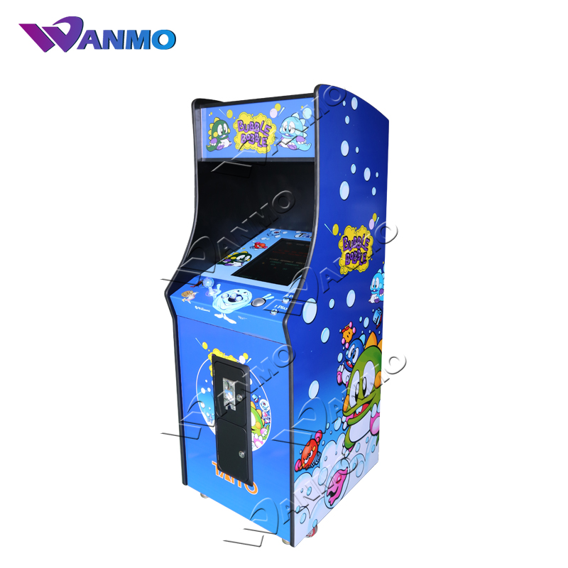 Factory Customize Stand Up Arcade Cabinet Multi Retro Arcade Games ...