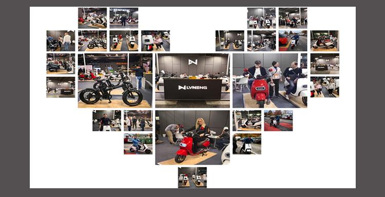 Eec תעודה חשמלי קטנוע למבוגרים שנחאי חשמלי אופנוע