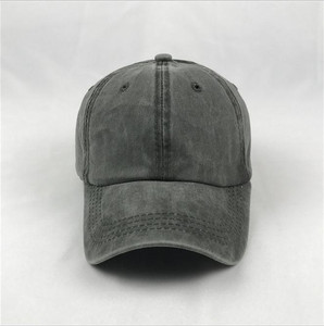 d4663849cb3bb Wholesale High Quality Denim Promotional Simple Baseball Cap Made In China