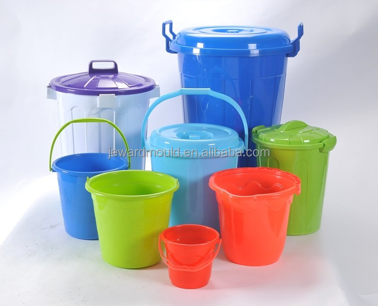 Houseware products made from plastic injection molds