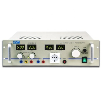 MCP M10-AD2210 - AC & DC POWER SUPPLY / regulated ac dc power supply