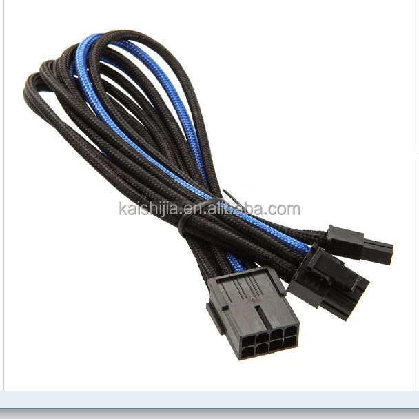 Pci Express Pcie 8 Pin To Dual 8 6 2 Pin Video Card Y