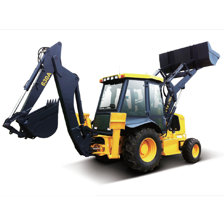 China top brand CHANGLIN 630A mini tractor with front end loader and backhoe digger for sale in Iraq
