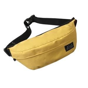 5b01cdbe5a83 2019 fashion custom logo nylon fanny packs women outdoor sport Running Bum  waist belt bag