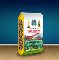 PP woven packaging bag for agricultural in Vietnam