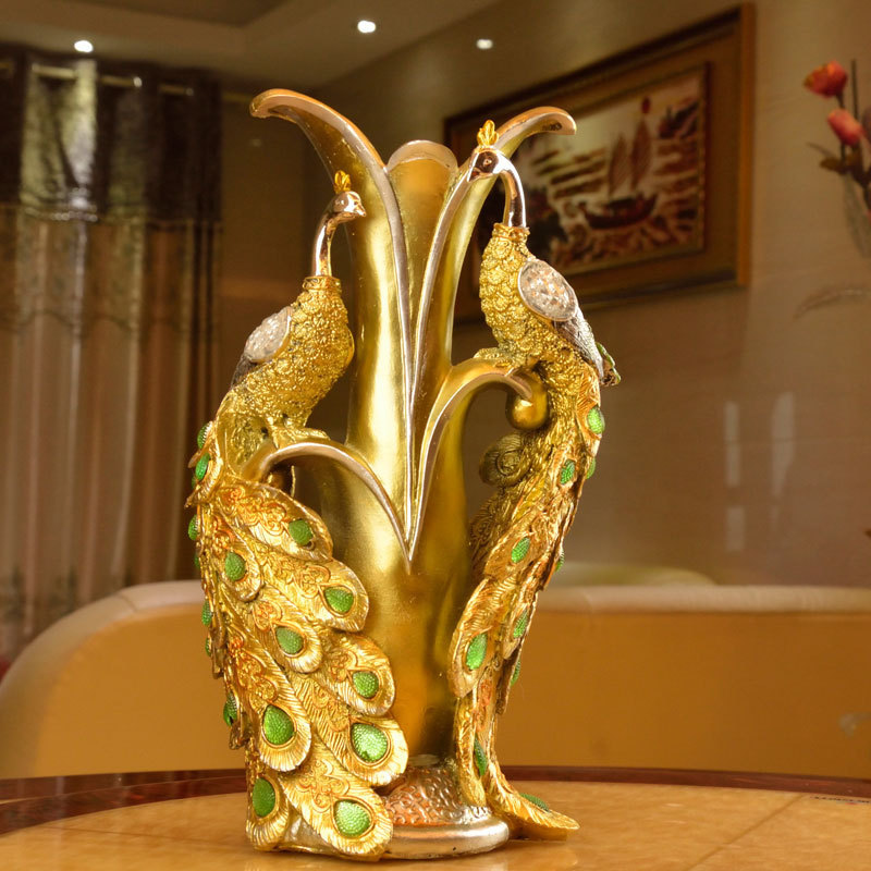 Unique Delicate Home Decor Resin Crafts, Exquisite Gift
